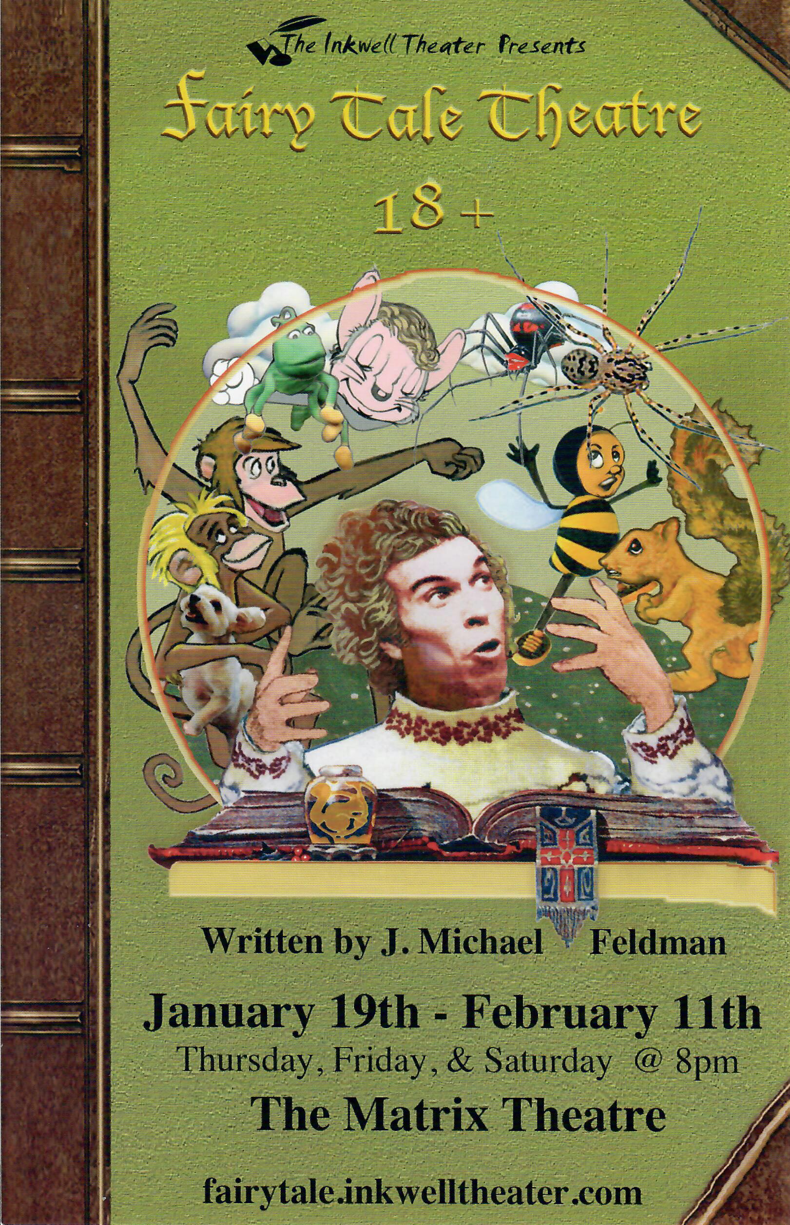 Fairy Tale Theatre: 18 & Over